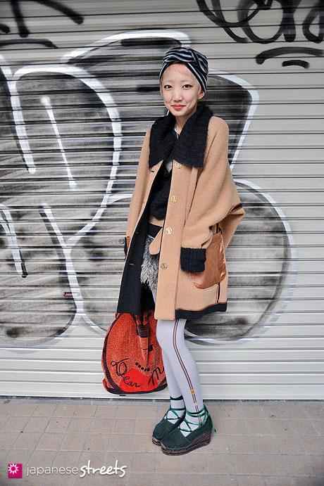 120211-5907 - Japanese street fashion in Harajuku, Tokyo (Cream Soda, Theatre Products, Red Label, Nozomi Ishiguro, Io)