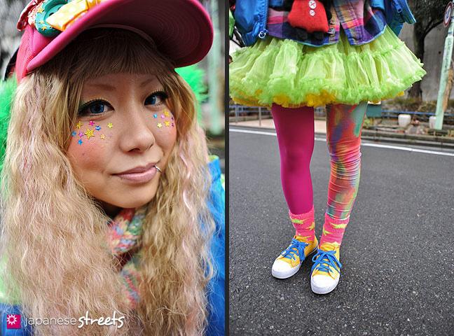 120122-3035-120122-3045: Japanese street fashion in Harajuku, Tokyo