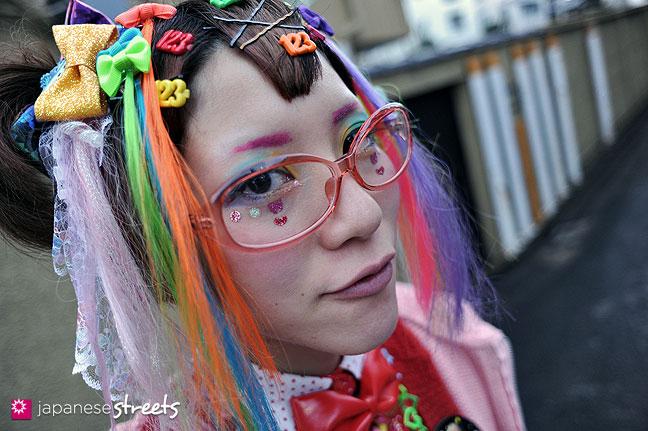 120122-3446: Japanese street fashion in Harajuku, Tokyo