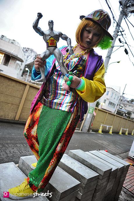 120122-3491: Japanese street fashion in Harajuku, Tokyo