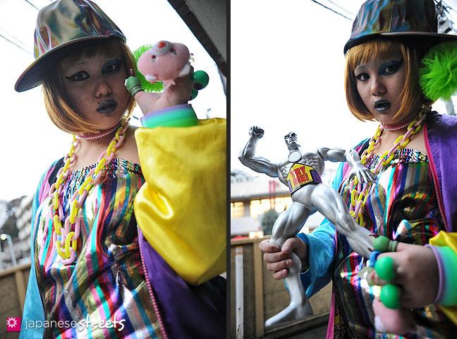120122-3487-120122-3496: Japanese street fashion in Harajuku, Tokyo