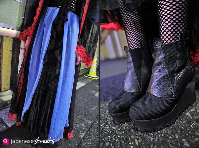 120122-3553-120122-3555: Japanese street fashion in Harajuku, Tokyo