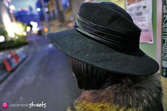 120122-3549: Japanese street fashion in Harajuku, Tokyo