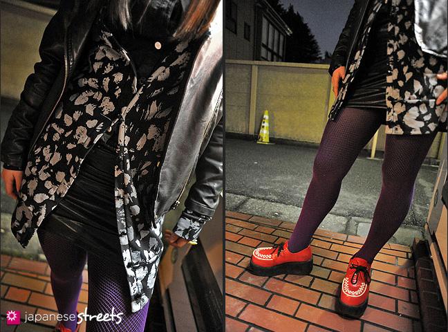 120122-3608-120122-3610: Japanese street fashion in Harajuku, Tokyo