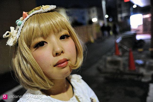120122-3639: Japanese street fashion in Harajuku, Tokyo