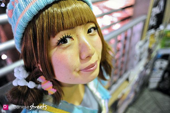 120225-6715: Japanese street fashion in Shibuya, Tokyo