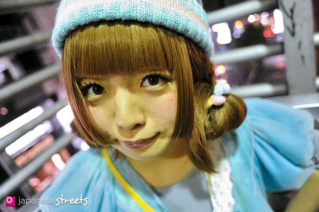 120225-6712: Japanese street fashion in Shibuya, Tokyo