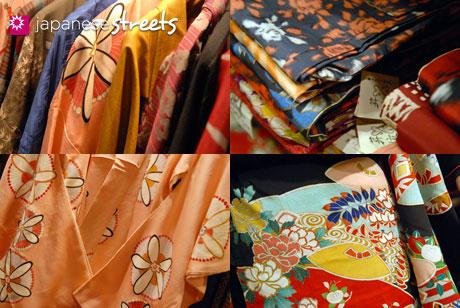 Mei Antique Kimono, Osaka