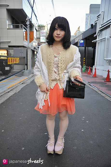 120406-8843:  Japanese street fashion in Harajuku, Tokyo (Fix Up, K. Ross, tomatsu, Bodyline)
